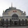 Железнодорожные вокзалы в Новоорске