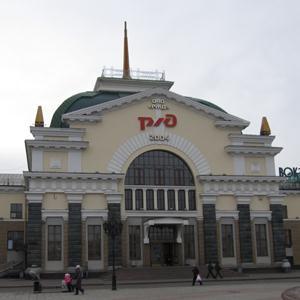 Железнодорожные вокзалы Новоорска